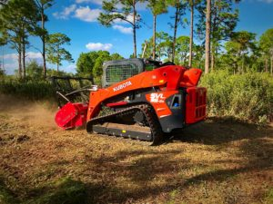 KUBOTA-300x225 Lot and Land Clearing